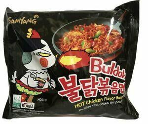 SAMYANG Buldak Hot Chicken Ramen 140g