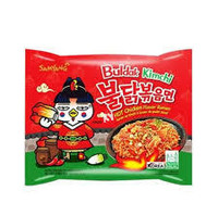 Samyang Hot Chicken Kimchi Ramen 135g