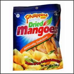 Philippine Brand Dried Mango  100 g