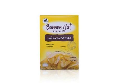 Banana Hut Crispy Banana Chips 100g
