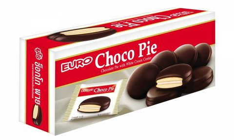 Euro Chocolate Pie 156g