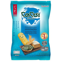 Dozo Rice Cracker Japanese Seaweed Flavour 56g