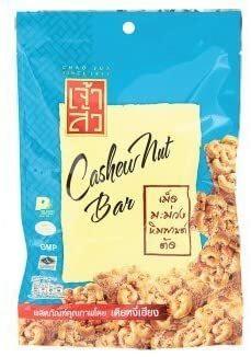 TARJOUS! Chao Sua Cashew Nut Bar 85g