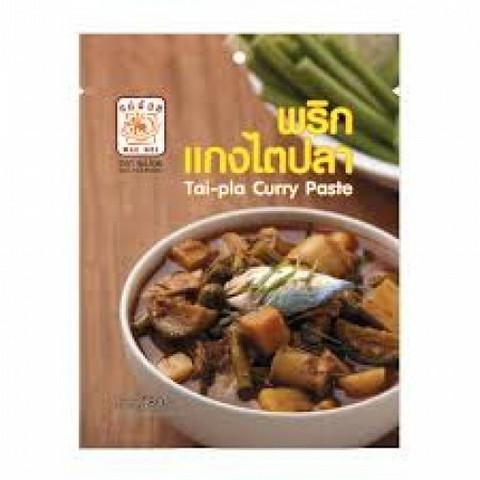 Mae Noi Tai-pla Curry Paste 80g