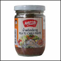 Maesri Pla Tu Chilli Paste - 200g