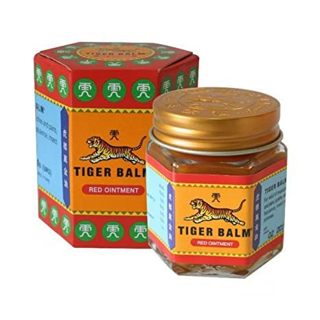 Tiger Balm – Red Ointment – 19.4g