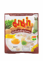 MAMA Pre-Cooked Rice Porridge Pork Flavour 50g