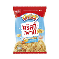 Party Crispy Pie Butter Caramel Flavoured Crispy Fried Corn Snack 60g