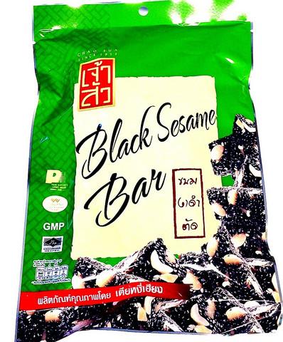 Chao Sua - Black Sesame Bar  105g