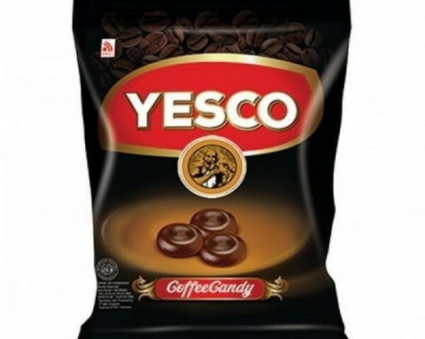 Yesco  Coffee Candy 150g