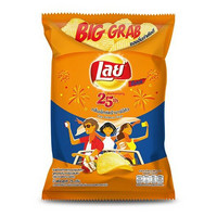 Lay's Rock Extra Barbecue Flavor 75g