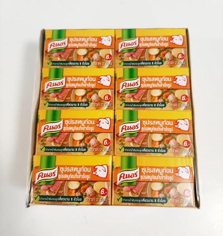 Knorr Pork Seasoning  Cubes 24 x 20g