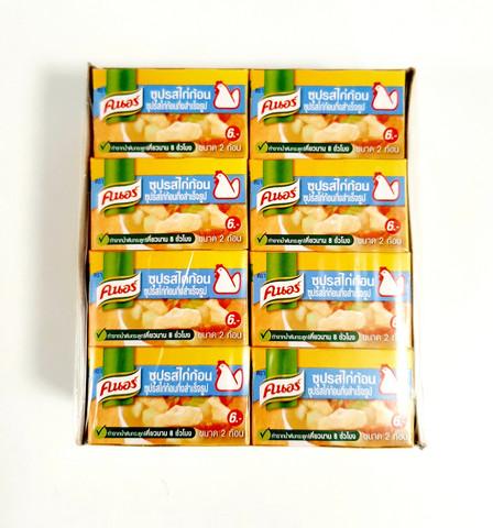Knorr Chicken Seasoning  Cubes 24 x 20g