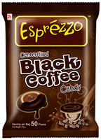 Esprezzo Black Coffee Candy 150g