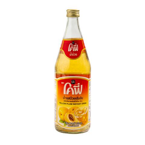 Cofe Yellow Plum Instant Drink 720 ml.