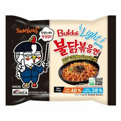 Samyang Buldak Hot Chicken Flavor Light 140g