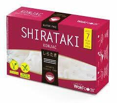 Wokfoods Shirataki Konjac 200g Gluten free. Vegan