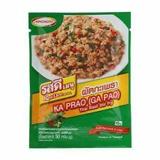 Ajinomoto Rosdee Ka Prao Thai Basil Stir Fry Seasoning 50g