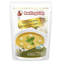 SMILING FISH POUR OVER THAI NAM YA SPICY CURRY SAUCE 250G
