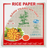 BAMBOO TREE Rice Paper Triangle (Deep-Fry) 400 g