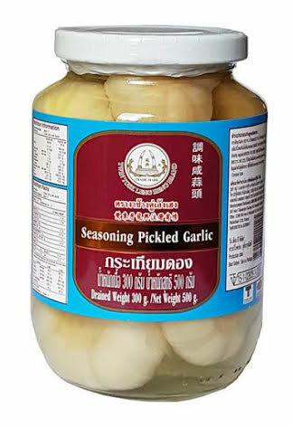 Leng Heng - Seasoning Pickled Garlic