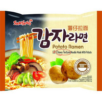 Samyang Potato Ramen 120g