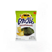 Tawan Seasoned Seaweed Flavor Tapioca Chips 62g