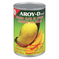 Tarjous! Aroy-d Mango Slices in Syrup 425g