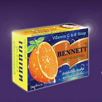 BENNETT Natural Extracts Vitamin C & E Soap 130 g