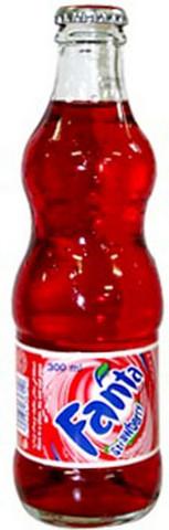 FANTA Srawberry 250g