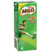 Nestle Milo Chocolate Food Drink 180ml