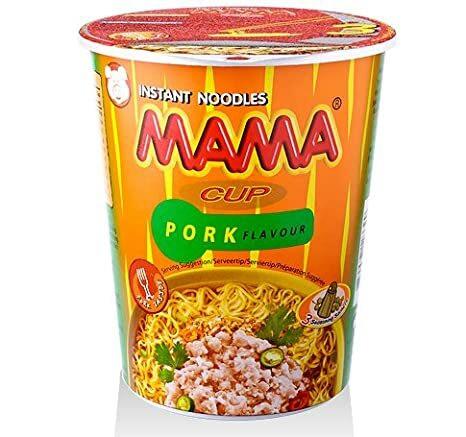 MAMA  Pork Cup Noodles 70g