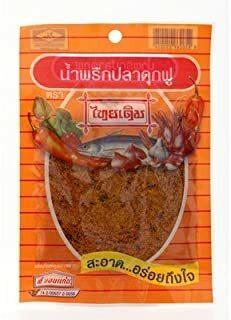 Pla-Duk-Fu Chili Flake – Thai Derm 22g
