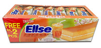 Euro Ellse Layer Cake Milk Tea Flavored 360g