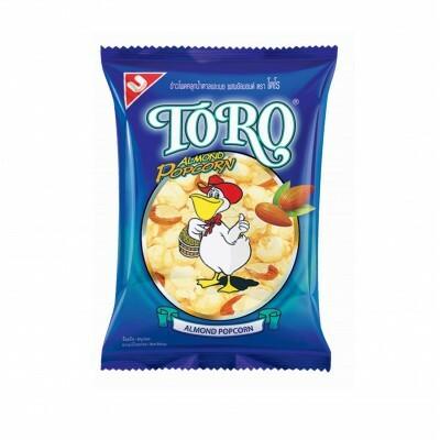 TORO ALMOND POPCORN 60g