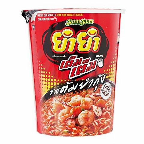 Yum Yum Noodles Cup Tom Yum Kung 60g