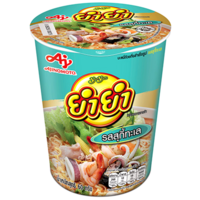 Yum Yum Cup Noodles Suki Seafood Flavour 60g