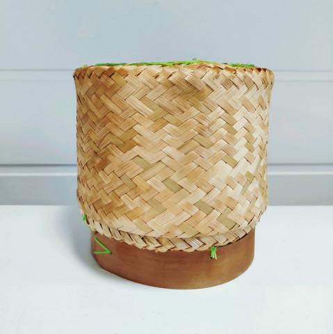 Bamboo Basket Kratip 6