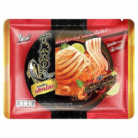 Taro Tom Yum Shrimp Creamy Flavoured Instant Fish Noodle 47g