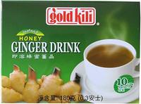 Gold Kili Honey Ginger Drink 180 g
