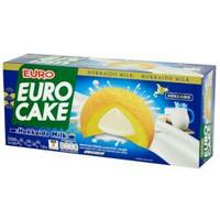 Euro Cake Hokkaido Milk Cream  204g