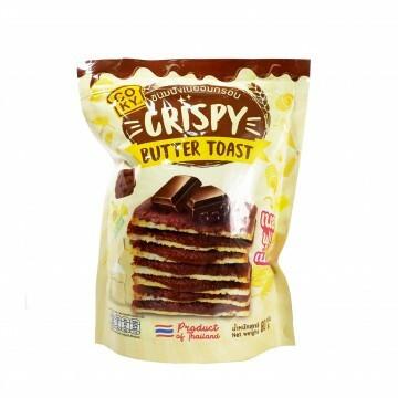 COKY Crispy Butter Toast CHOCOLATE 80g