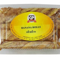 C&P Asianproducts group Banana rolls 170g