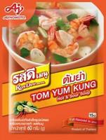 RosDee Tom Yum Kung hot & sour soup Powder 60g