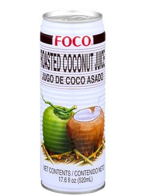 Foco Roasted Coconut Juice  530ml