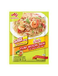 TARJOUS !  RosDee menu Yum Woon Sen 40g