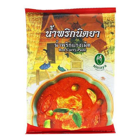 Nittaya Padang curry paste 1kg