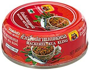 Three Lady Cooks Brand Mackerel Kua Kling 40g