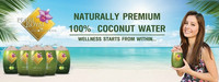 Pearl Royal Coconut Water 310ml