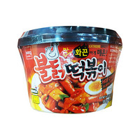 Wang Extreme Spicy Hot Chicken Rice Cake Topokki Bowl 183g
